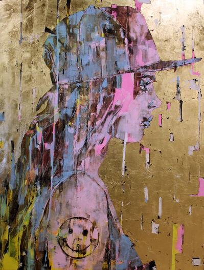Marco Grassi/Grama, 'Super Golden Smile', 2017