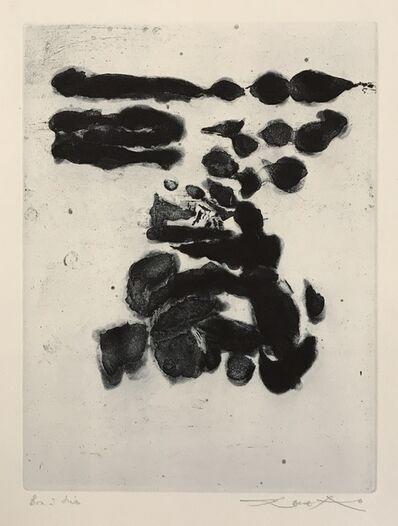 Zao Wou-Ki 趙無極, 'Genese (321)', 1982