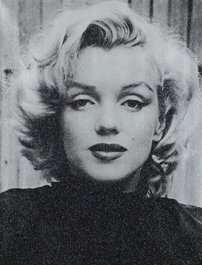 Russell Young, ' Marilyn Hollywood, 2018 (Tempest Silver)', 2018