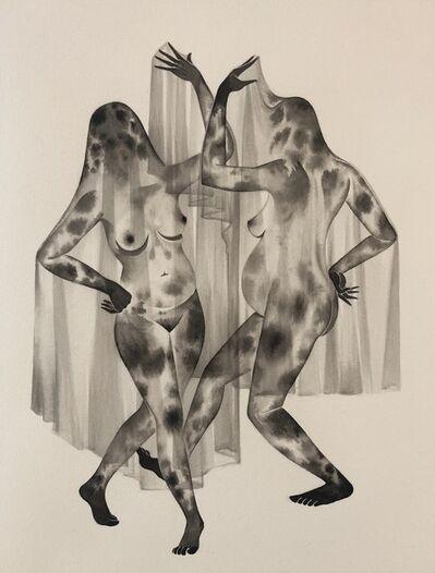 Marigold Santos, 'shroud (buntis na erotika) 1', 2021