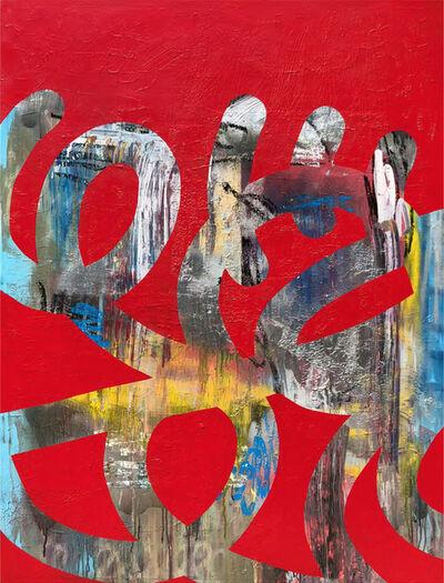 Alic Daniel, 'Ancient Red', 2018