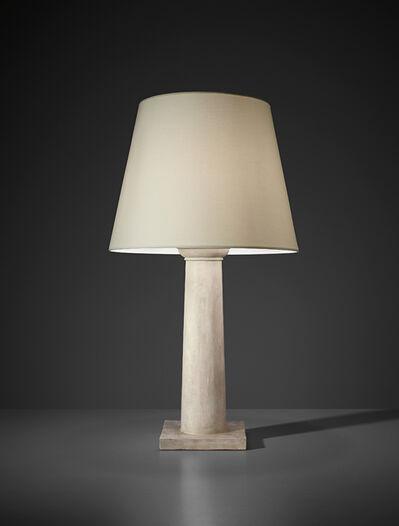 Jean-Michel Frank, ''Colonne' table lamp', 1931