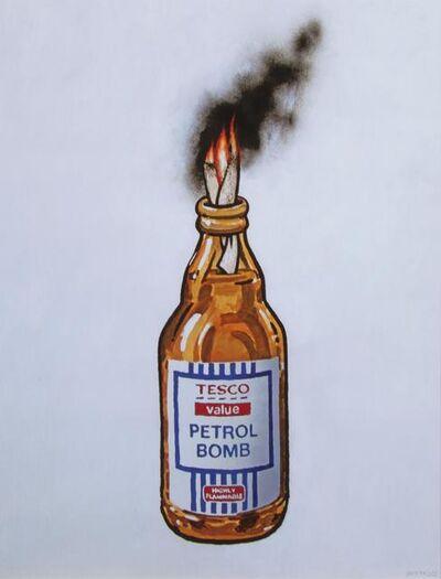 Banksy, 'Tesco Bomb', 2011