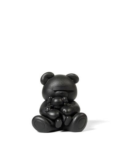 KAWS, 'UNDERCOVER BEAR COMPANION (Black)'