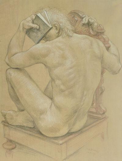 Paul Cadmus, 'NM 171'