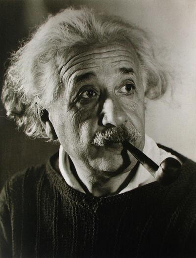 Roman Vishniac, 'Albert Einstein in Princeton', ca. 1941