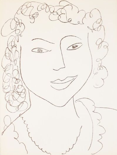 Henri Matisse, ' D'Apres Longus', 1972