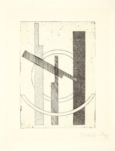 László Moholy-Nagy, 'Konstruktionstisch', circa 1925
