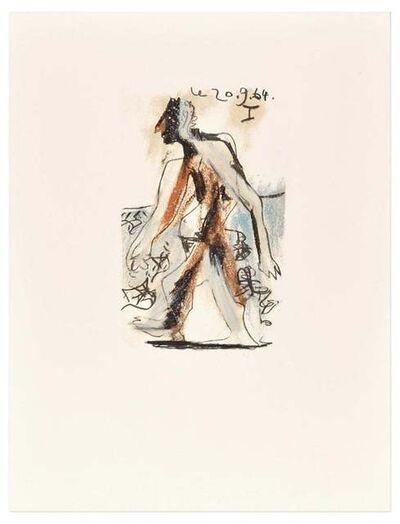 Pablo Picasso, 'Le goût du Bonheur - 20.9.64 I (Afeter) P. Picasso', 1998