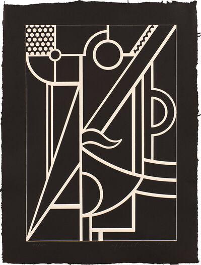 Roy Lichtenstein, 'Modern Head #3, from Modern Head Series (G. 244, C. 93)', 1970