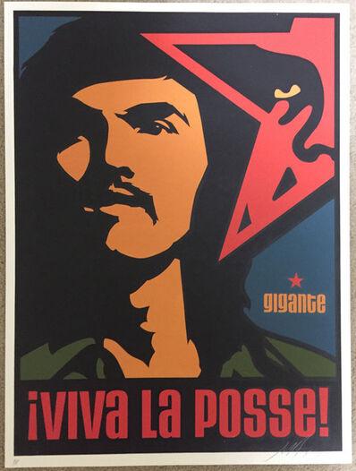Shepard Fairey, 'Viva La Posse', 1998