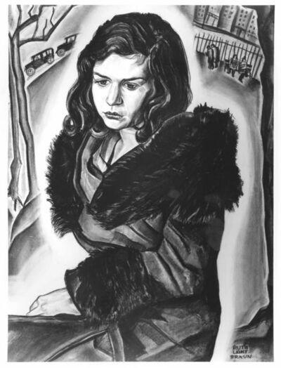 RUTH LIGHT BRAUN, 'Adolescence  [Deborah]', ca. 1928