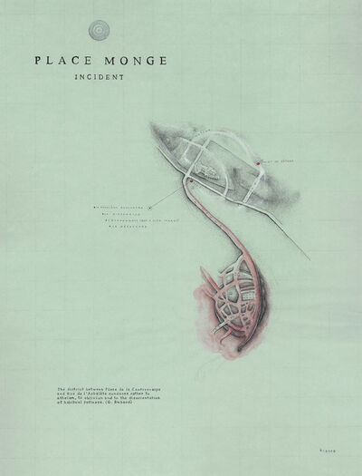 Patricia Smith, 'Place Monge Incident'