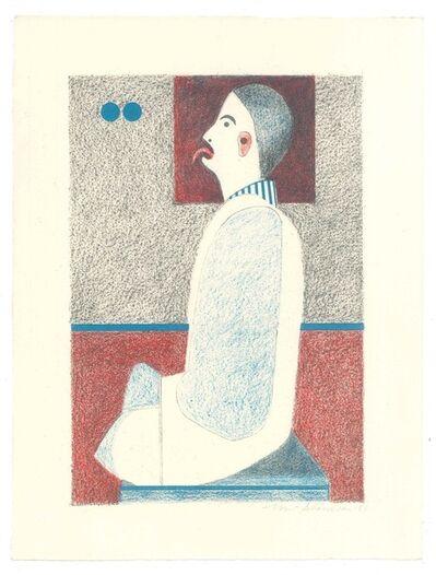 Alfonso Avanessian, 'Figure', 1969