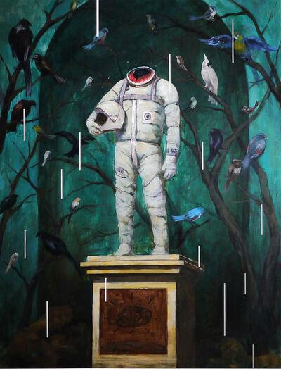 Pei-xin Chuang, 'Secret 2', 2015