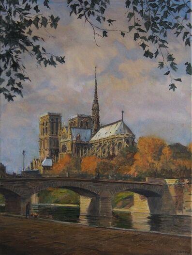Frederick Kubitz, 'Notre Dame', 2005