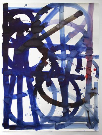 RETNA, 'Untitled (Purple 1)', 2021