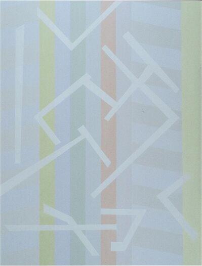 Felrath Hines, 'Hieroglyphic ', 1985