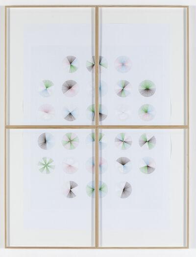 Sahar Saâdaoui, 'Alphabet fil 04', 2020