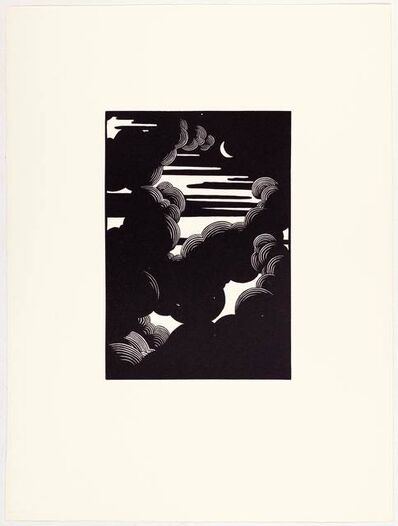 Félix Vallotton, 'Wolken', 1894-1965