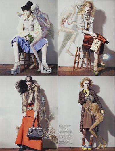 Fumie Sasabuchi, 'Untitled. 4-part work.', 2007/2008
