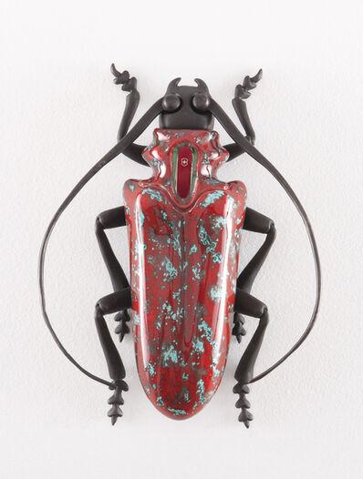 Matteo Pugliese, 'Cyclommatus Elveticus Ruber', 2012