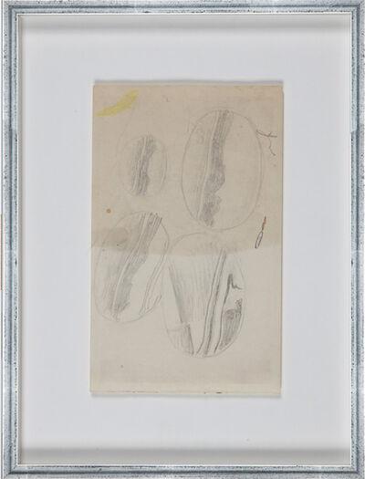 Roy Lichtenstein, 'Sketch for Mirror-series #4', 1971