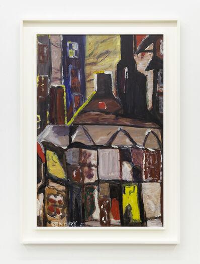 Herbert Gentry, 'Cityscape', 1955