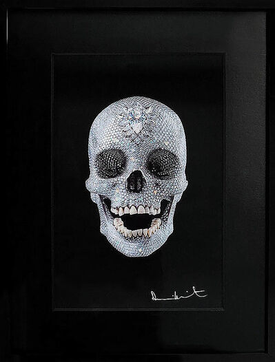 Damien Hirst, '3D 'For The Love Of God' Lenticular Skull', 2012