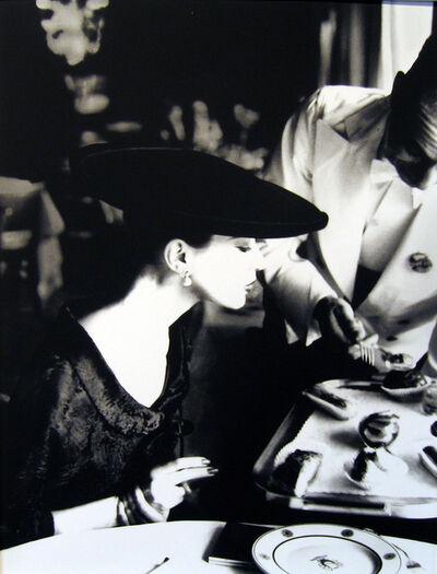 Lillian Bassman, 'Barbara Mullen, Essex House', ca. 1950