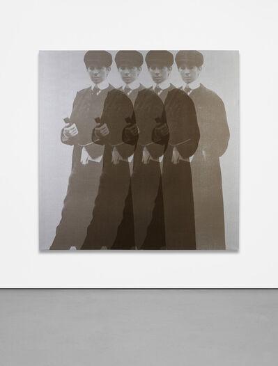 Deborah Kass, 'Quadruple Yentl, Large (My Elvis)', 2002
