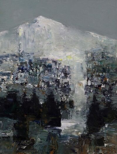 Danny McCaw, 'Patterns in the Snow', 2018