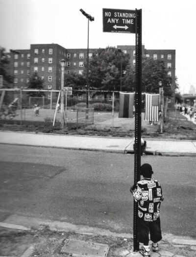 Jamel Shabazz, 'No Standing', ca. 1980