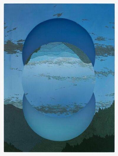 Saskia Fleishman, 'Blue Double Eclipse', 2020
