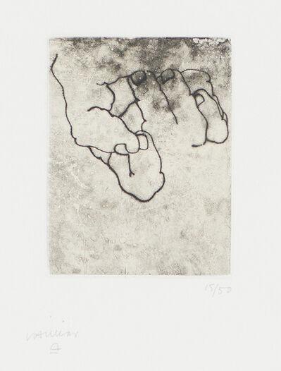 Eduardo Chillida, 'Esku XXIII', 1979