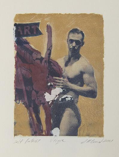 Mark Beard, 'Self Portrait', 2001