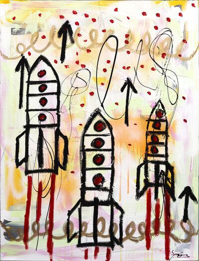 Soren Grau, 'Leaving Earth', 2021