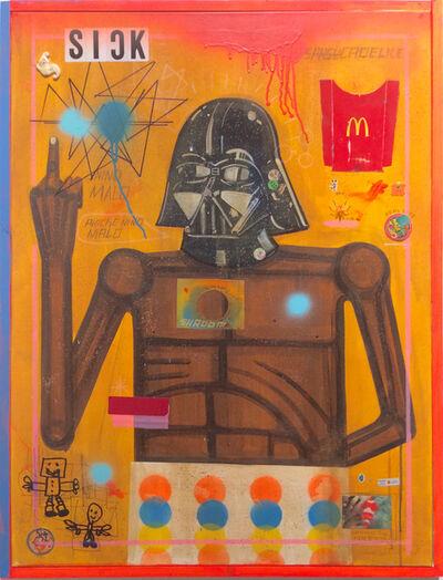 Carlos Ramirez, 'W.T.F.', 2016