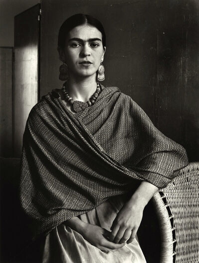 Imogen Cunningham, 'Frida Kahlo, Painter and Wife of Diego Rivera', 1931