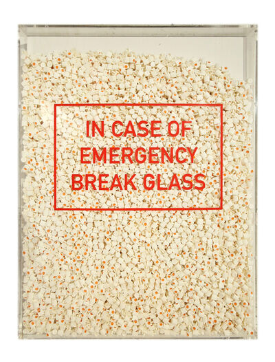 RISK, 'In Case of Emergency Break Glass', 2017