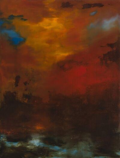 Carol Bernier, 'Voir le soleil sous l'eau', 2020