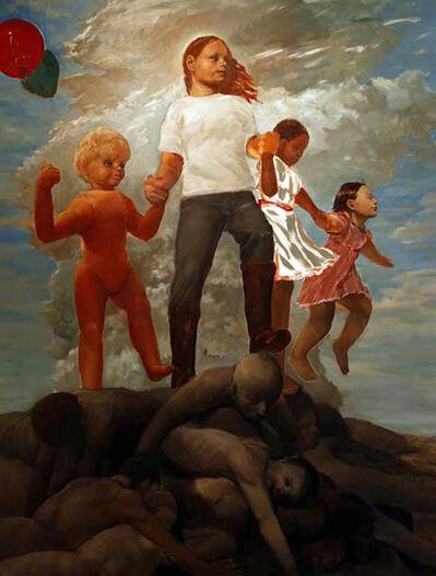 Ryoichi Nakamura, 'Paradox of Sex, Women', 2009