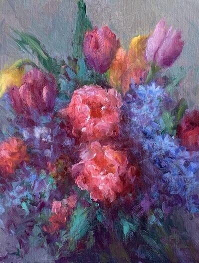 Pamela Pindell, 'Spring Floral II', 2020
