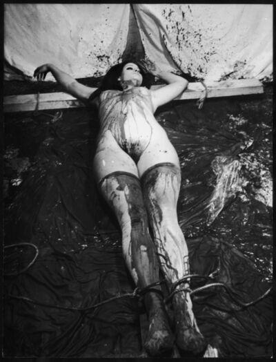 Hermann Nitsch, 'Maria Empfängnis', 1969