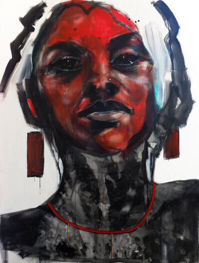 William Stoehr, 'Rheanna 4', 2018