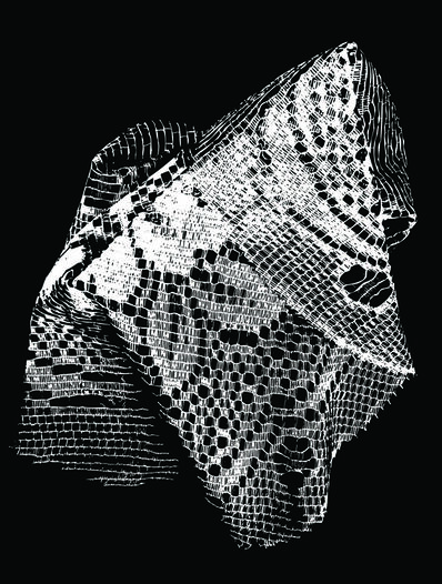 Priscila González, 'Catharsis No. 15', 2018