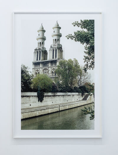 AES+F, 'Islamic Project. Paris. Notre Dame', 1996