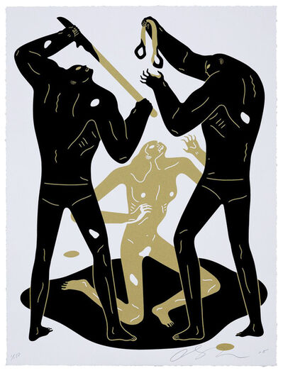 Cleon Peterson, 'To Sway Minds', 2018