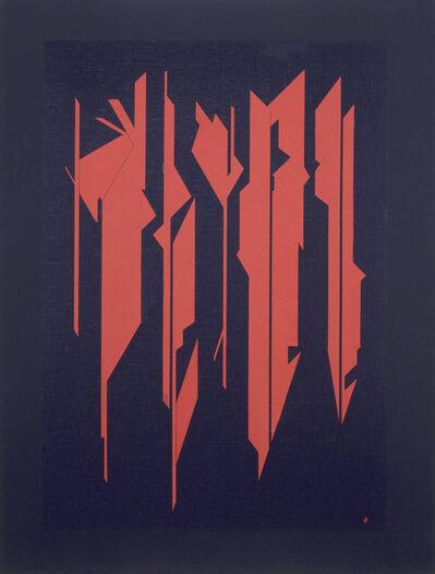 Pablo Palazuelo, 'De Somnis _Segundo tiempo I', 2000