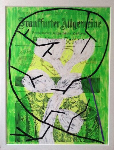 Eva & Adele, 'PAINTINGSCULPTURE Frankfurter Allgemeine', 2014